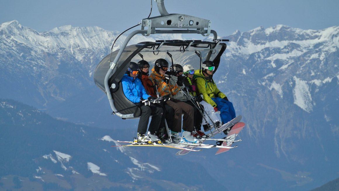 ski ou snow